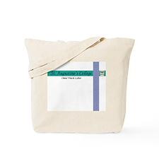 St. Augustine's Cross Tote Bag