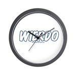 Wierdo Wall Clock