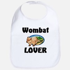 Wombat Lover Bib