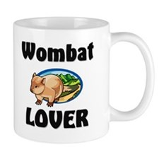 Wombat Lover Mug