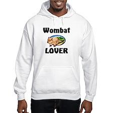Wombat Lover Hoodie
