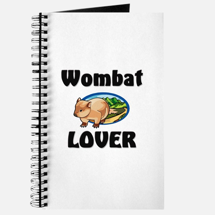 Wombat Lover Journal
