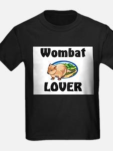 Wombat Lover T