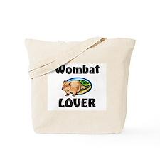 Wombat Lover Tote Bag