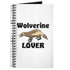 Wolverine Lover Journal