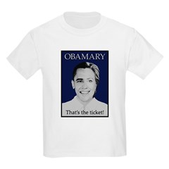 Obama Clinton Ticket T-Shirt