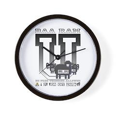 Baa Ram U Wall Clock