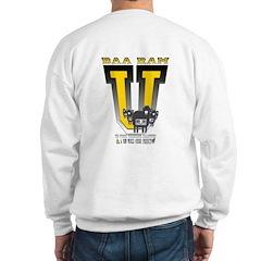 Baa Ram U yellow Sweatshirt