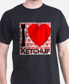 I Love Ketchup 2009 Edition T-Shirt