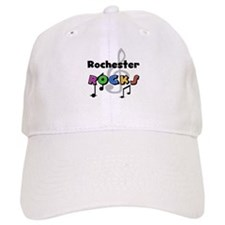 Rochester Rocks Baseball Cap