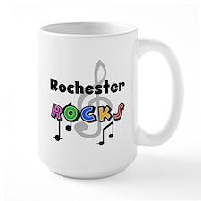Rochester Rocks Mug