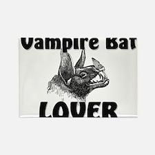 Vampire Bat Lover Rectangle Magnet