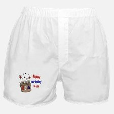 Happy Birthday To Us 1 Boxer Shorts