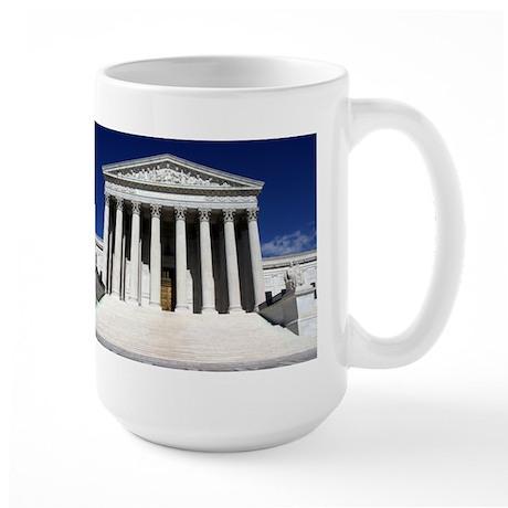 Supreme Court Large Mug