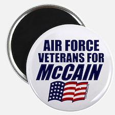 Airmen for McCain Magnet