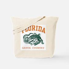 Florida Gator Country Tote Bag