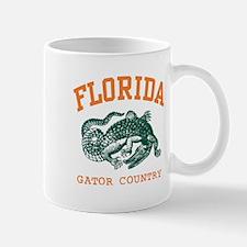 Florida Gator Country Mug