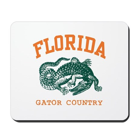 Florida Gator Country Mousepad