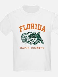 Florida gators kid 39 s clothing florida gators kid 39 s for Florida gators the swamp shirt