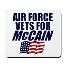 Airmen for McCain Mousepad