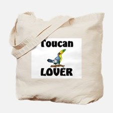 Toucan Lover Tote Bag