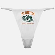 Florida Gator Country Classic Thong