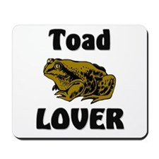 Toad Lover Mousepad