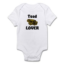 Toad Lover Infant Bodysuit