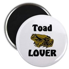 Toad Lover Magnet