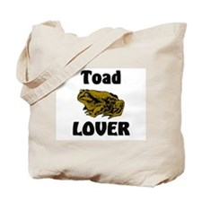 Toad Lover Tote Bag