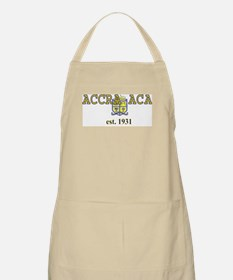 Accra Aca Banner and Crest BBQ Apron