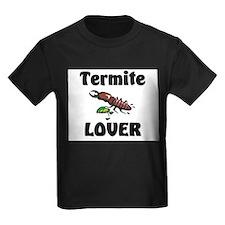 Termite Lover Kids Dark T-Shirt