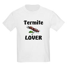 Termite Lover Kids Light T-Shirt
