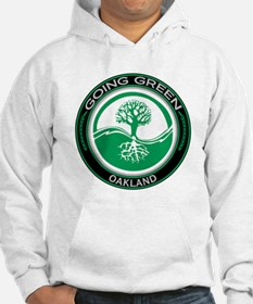 Going Green Oakland Tree Jumper Hoody