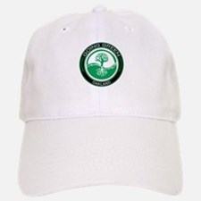 Going Green Oakland Tree Baseball Baseball Cap