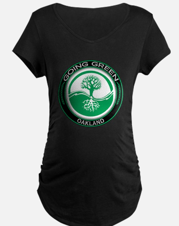 Going Green Oakland Tree T-Shirt