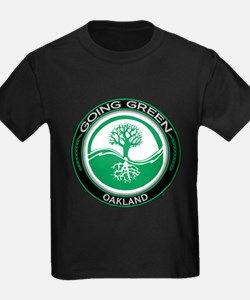 Going Green Oakland Tree T