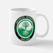 Going Green Oakland Tree Mug