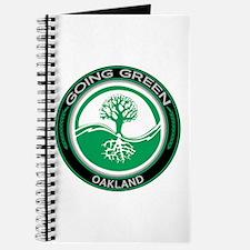 Going Green Oakland Tree Journal