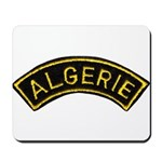 Legion in Algeria Mousepad