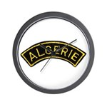 Legion in Algeria Wall Clock
