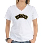 Legion in Algeria Women's V-Neck T-Shirt
