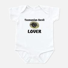 Tasmanian Devil Lover Infant Bodysuit