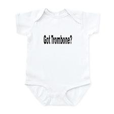 Trombone Infant Bodysuit