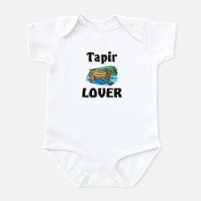 Tapir Lover Infant Bodysuit