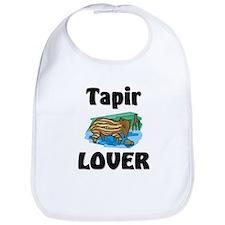 Tapir Lover Bib