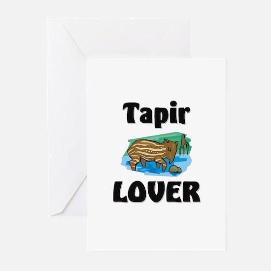 Tapir Lover Greeting Cards (Pk of 10)