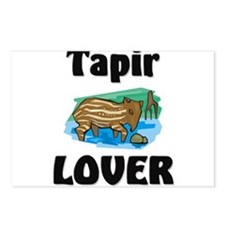 Tapir Lover Postcards (Package of 8)