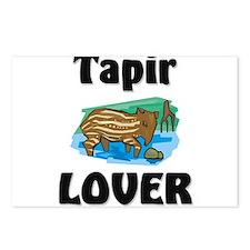 Tapir Lover Postcards (Package of 8)