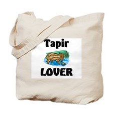 Tapir Lover Tote Bag